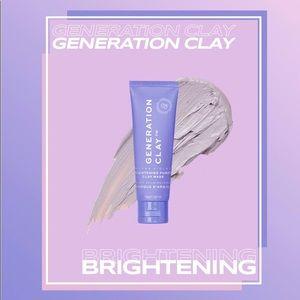 Generation Clay 🆕 Brightening Purple Clay Mask